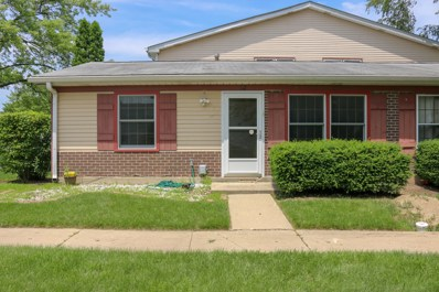 22 Wildwood Lane UNIT G, Bolingbrook, IL 60440 - MLS#: 10084404