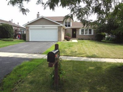 2880 Brisbane Drive, Lake In The Hills, IL 60156 - #: 10084441