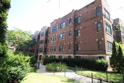 5555 S Kimbark Avenue UNIT 2, Chicago, IL 60637 - #: 10084599