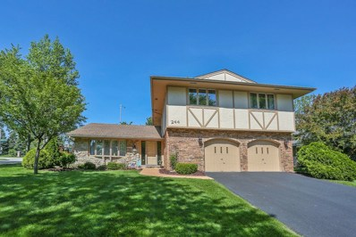 244 MONSON Court, Schaumburg, IL 60173 - MLS#: 10084620