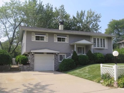 585 Edgemont Lane, Hoffman Estates, IL 60169 - #: 10084772