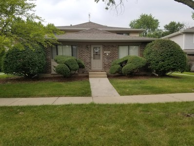 29W550  Winchester Circle UNIT 1, Warrenville, IL 60555 - MLS#: 10084818