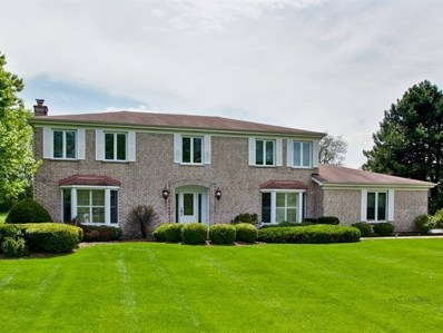 6 Lake View Road, Hawthorn Woods, IL 60047 - #: 10084921