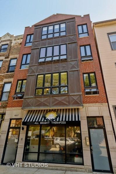 1957 W Dickens Avenue UNIT 2, Chicago, IL 60614 - #: 10085014