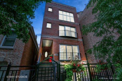 1643 W Pierce Avenue UNIT 1, Chicago, IL 60622 - #: 10085069
