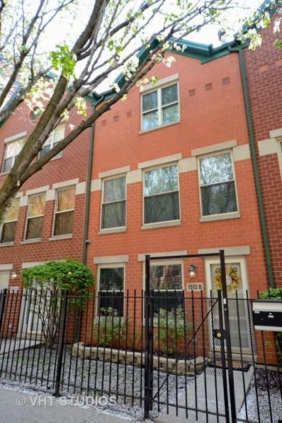 1513 N Clybourn Avenue UNIT B, Chicago, IL 60610 - #: 10085118