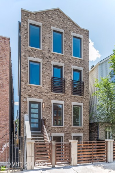 1243 N Cleaver Street UNIT 2, Chicago, IL 60642 - #: 10085198