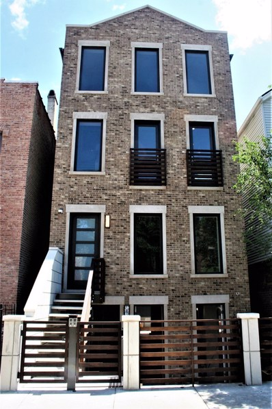 1243 N Cleaver Street UNIT 1, Chicago, IL 60642 - #: 10085206