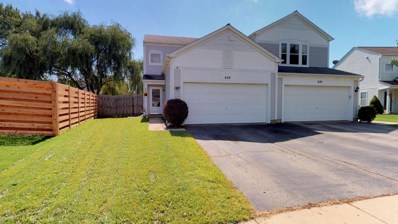 640 Wedgewood Circle, Lake In The Hills, IL 60156 - #: 10085274