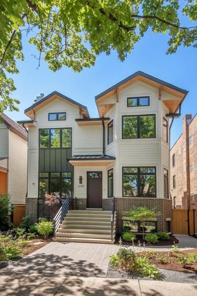 2169 W Sunnyside Avenue, Chicago, IL 60625 - MLS#: 10085344