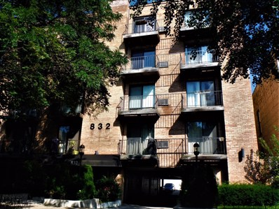 832 W Oakdale Avenue UNIT 3H, Chicago, IL 60657 - #: 10085395
