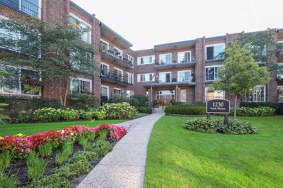 1230 N Western Avenue UNIT 210, Lake Forest, IL 60045 - MLS#: 10085396