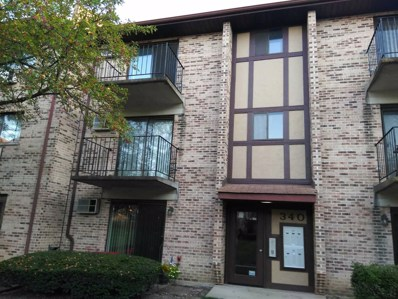 340 Klein Creek Court UNIT E, Carol Stream, IL 60188 - MLS#: 10085453