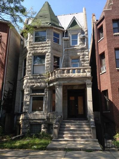 4836 S Michigan Avenue, Chicago, IL 60615 - #: 10085716