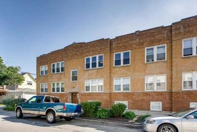 3051 W Grace Street UNIT 2, Chicago, IL 60618 - MLS#: 10085933