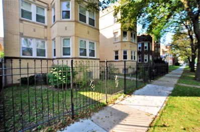 6312 N Fairfield Avenue UNIT 2B, Chicago, IL 60659 - MLS#: 10085989