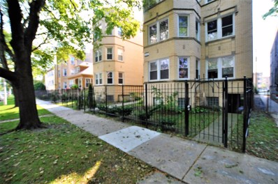 6314 N Fairfield Avenue UNIT 2B, Chicago, IL 60659 - #: 10085998