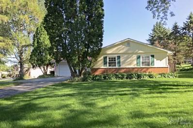 857 Willow Lane, Sleepy Hollow, IL 60118 - #: 10086024