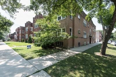 3805 W Roscoe Street UNIT 1W, Chicago, IL 60618 - MLS#: 10086032