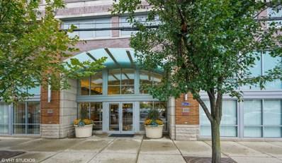 933 W Van Buren Street UNIT 827, Chicago, IL 60607 - MLS#: 10086280