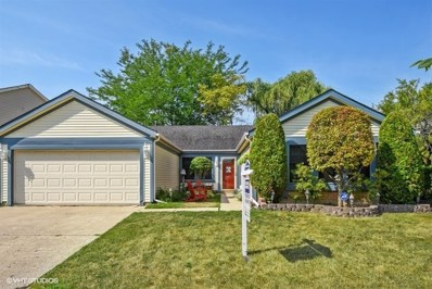 55 Sunridge Lane, Buffalo Grove, IL 60089 - #: 10086290