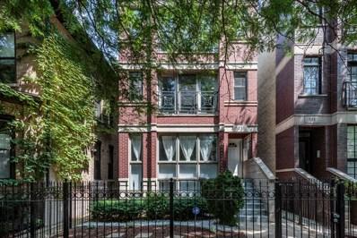 3217 N Kenmore Avenue UNIT 3, Chicago, IL 60657 - #: 10086324