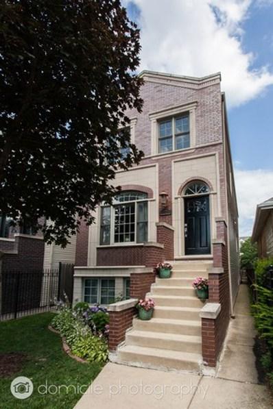 3409 N Ridgeway Avenue, Chicago, IL 60618 - MLS#: 10086359