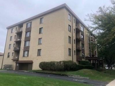 5800 105th Street UNIT 4C, Oak Lawn, IL 60453 - MLS#: 10086424