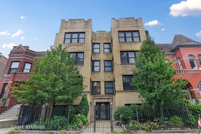 2144 W Concord Place UNIT 1, Chicago, IL 60647 - #: 10086494