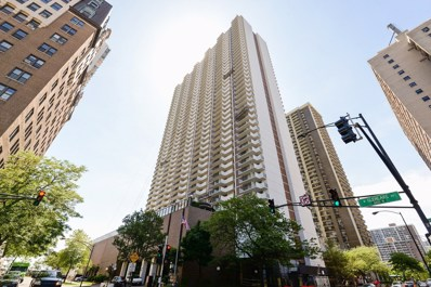 6033 N Sheridan Road UNIT 36J, Chicago, IL 60660 - MLS#: 10086541
