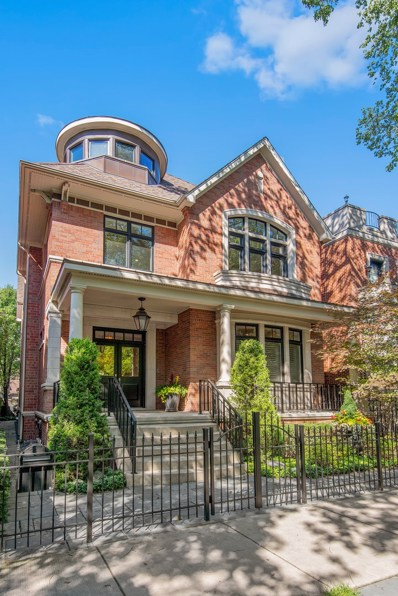 3438 N Greenview Avenue, Chicago, IL 60657 - MLS#: 10086713