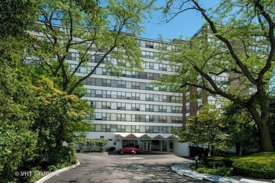 1616 Sheridan Road UNIT 8B, Wilmette, IL 60091 - MLS#: 10086840