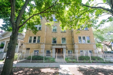 3357 W Belle Plaine Avenue UNIT 3W, Chicago, IL 60618 - MLS#: 10086878