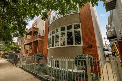 2428 N Southport Avenue UNIT 2, Chicago, IL 60614 - #: 10087027