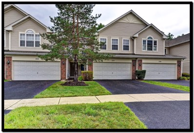 324 W Prairie Circle UNIT 324, Itasca, IL 60143 - #: 10087140