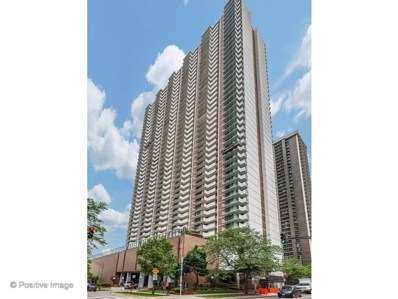 6033 N Sheridan Road UNIT 25E, Chicago, IL 60660 - MLS#: 10087150