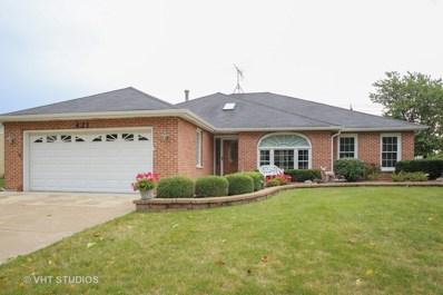 421 Wingate Drive, Schaumburg, IL 60193 - MLS#: 10087152