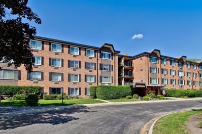 1206 S New Wilke Road UNIT 109, Arlington Heights, IL 60005 - MLS#: 10087241