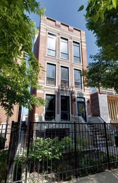 1842 W Armitage Avenue UNIT 3, Chicago, IL 60622 - #: 10087273