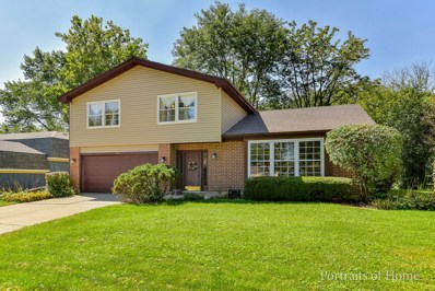 1534 Cantigny Way, Wheaton, IL 60189 - #: 10087431