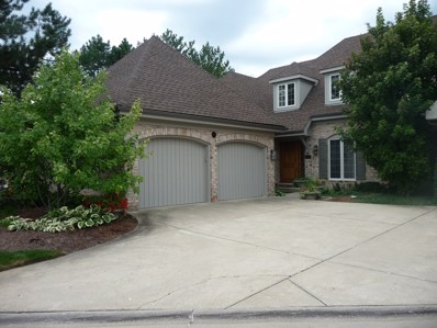 1 Tartan Ridge Road, Burr Ridge, IL 60527 - #: 10087607