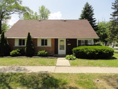 220 W Raye Drive, Chicago Heights, IL 60411 - MLS#: 10087626