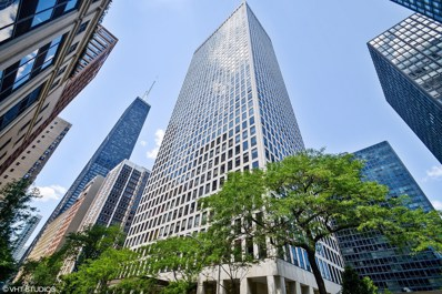 260 E Chestnut Street UNIT 701, Chicago, IL 60611 - MLS#: 10087806