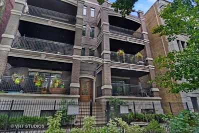 700 W Barry Avenue UNIT 3W, Chicago, IL 60657 - MLS#: 10087828