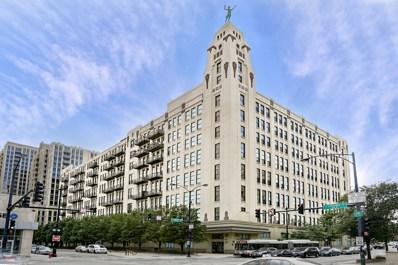 758 N Larrabee Street UNIT 826, Chicago, IL 60654 - MLS#: 10087829