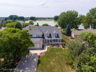 1216 Lakeside Lane, Carol Stream, IL 60188 - #: 10087834