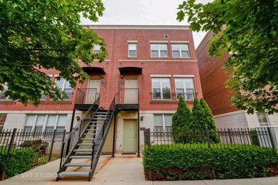 752 W Evergreen Avenue UNIT B, Chicago, IL 60610 - MLS#: 10087847