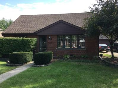 10725 McVicker Avenue, Chicago Ridge, IL 60415 - MLS#: 10088016