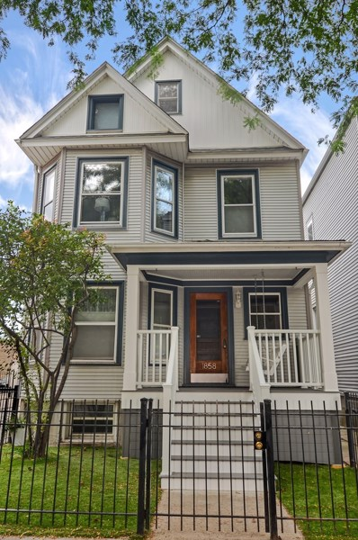 1858 W Berenice Avenue UNIT 2, Chicago, IL 60613 - MLS#: 10088035