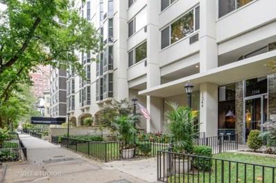 1344 N Dearborn Street UNIT 11D, Chicago, IL 60610 - MLS#: 10088053